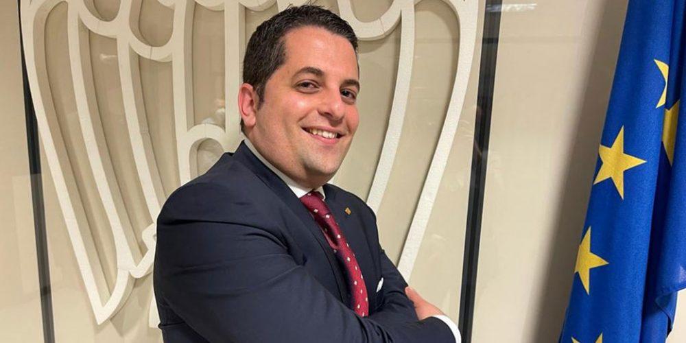 Mirko Basilisco è il nuovo Presidente Giovani Imprenditori Confindustria Chieti Pescara